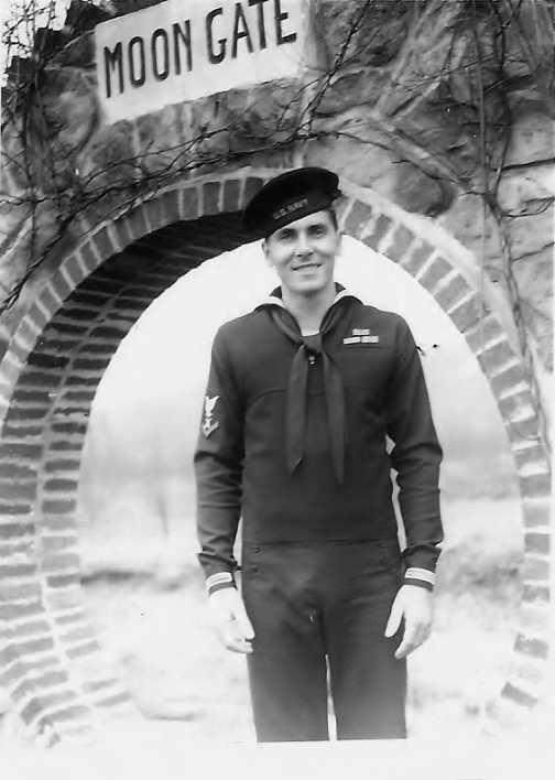 Sailor Forrest Fernaays